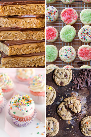 Earn Major Cool-Mom Points With These Winning Bake-Sale Sweets