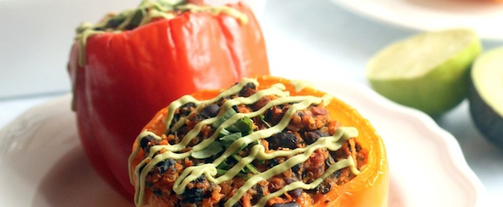 Bake Up These Mexican Quinoa-Stuffed Peppers For a Healthy Dinner