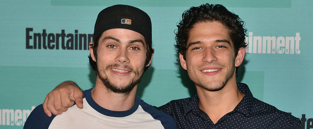 See Dylan O'Brien and More Comic-Con Stars Play Truth or Dance!