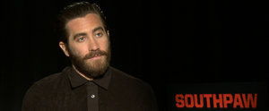 "Jake Gyllenhaal Wasn't Sure He Could Pull Off His Southpaw Role: ""I'm Not a Father Yet"""