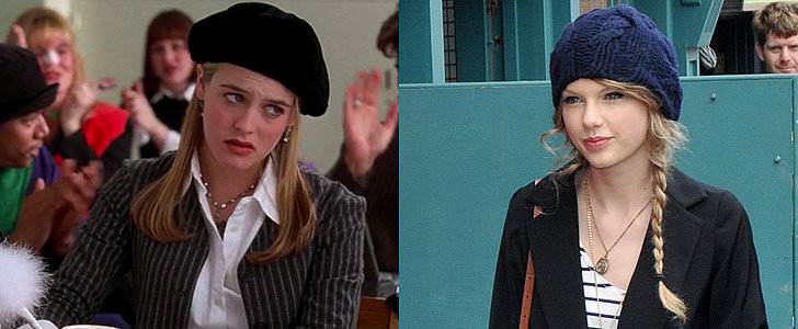 12 Outfits That Prove Cher From Clueless Is Taylor Swift's Style Icon