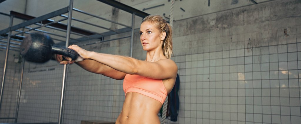 Get Creative With This Full-Body Box Workout