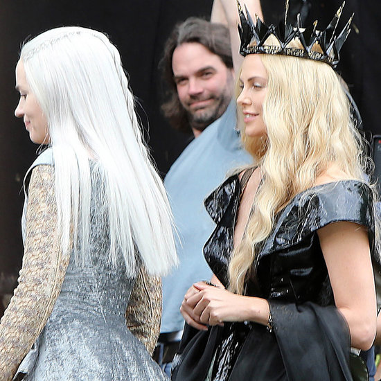The Huntsman Set Pictures