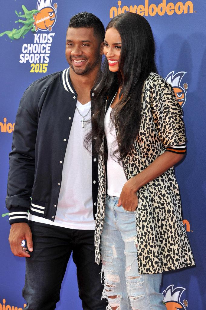 Ciara's Son, Future, Solidifies His Future Heartbreaker Status at the Kids' Choice Sports Awards