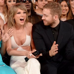 Calvin Harris Interview Quotes About Taylor Swift Romance