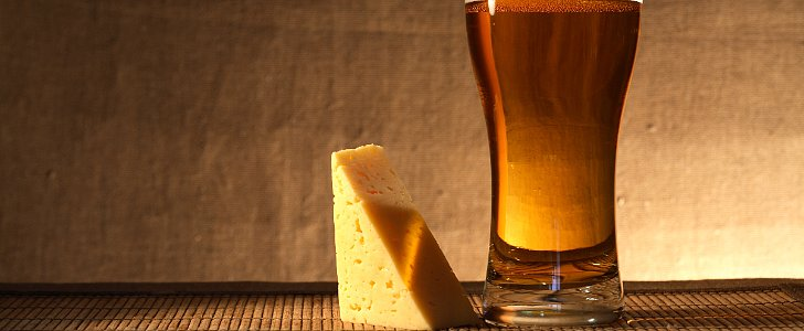 Some of Vermont's Best Beers Are Being Used to Make Cheese