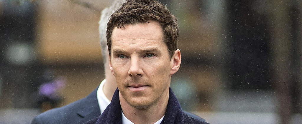 20 Times Benedict Cumberbatch's Hotness Defied All Logic