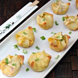 Skinny Crab Rangoon Recipe