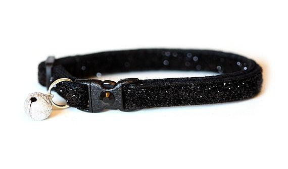Glitter Cat Collar
