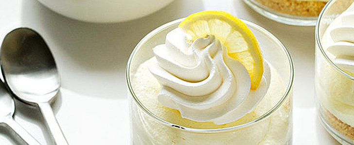 Make Lemon Cheesecake Without Heating Up Your Kitchen