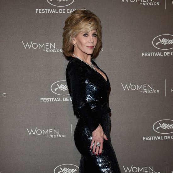 Jane Fonda Proves That Age Is Just a Number