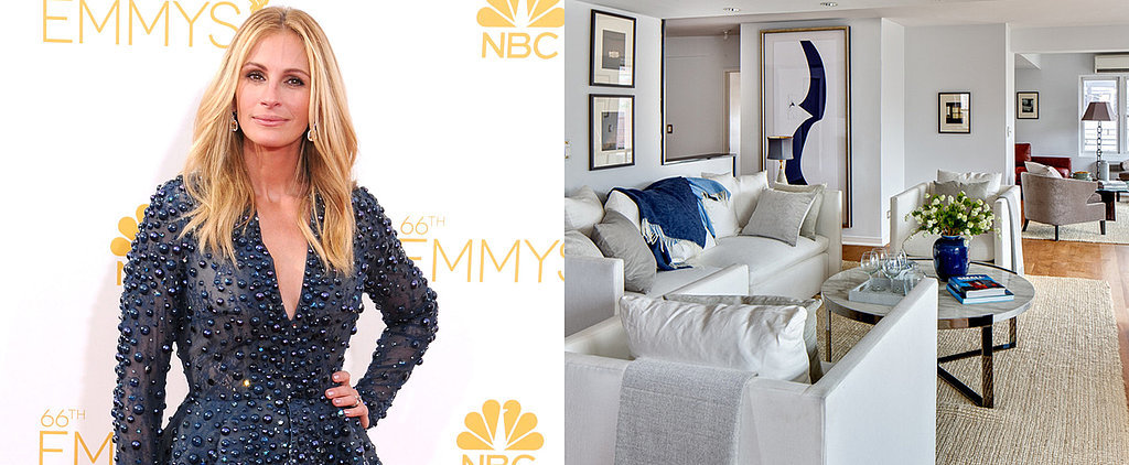 You Don't Have to Be a Movie Star to Love Julia Roberts's NYC Penthouse