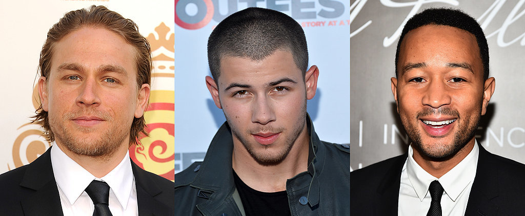 57 Celebrities Who Look Even Hotter Thanks to Their Scruff