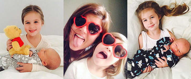 Tiffani Thiessen's Sweet Family Photos Are Absolutely Adorable