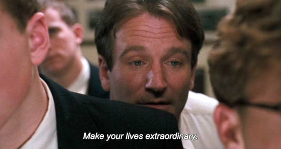 Robin Williams's 9 Most Unforgettable 'Dead Poets Society' Moments