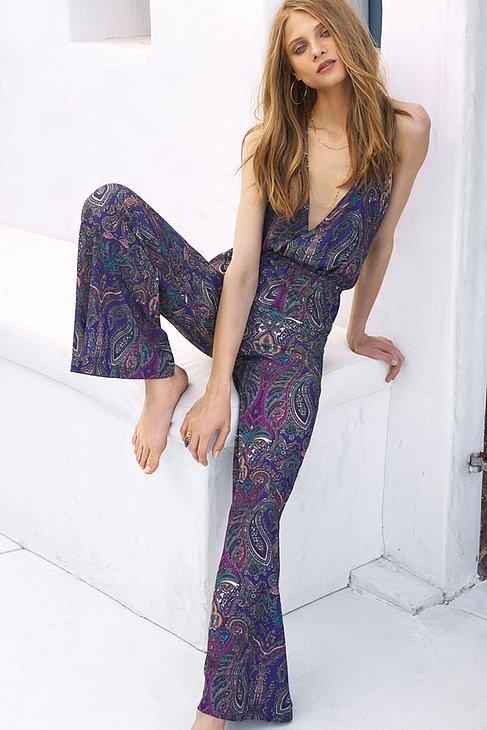 Tularosa Janelle Jumpsuit in Paisley ($178)