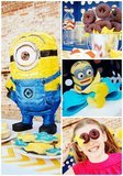 Despicable Me Minion Play Date Party