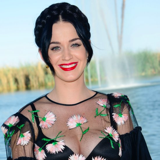 Katy Perry Shares Her Secret to Feeling Happy About Your Looks
