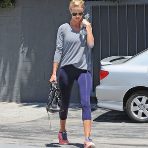 Celebrities Working Out in July