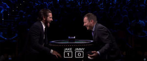 Jake Gyllenhaal Has the Most Adorable Giggle While Playing Slapjack With Jimmy Fallon