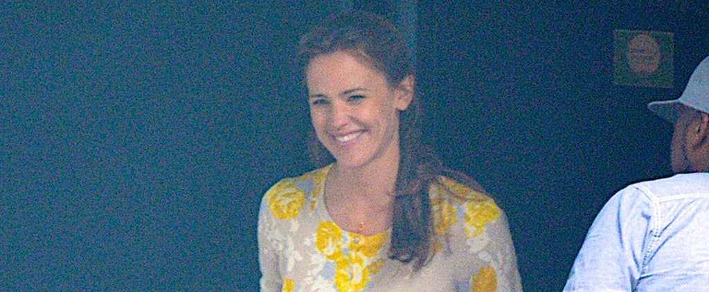 Jennifer Garner Is Back on Set and Beaming With Happiness