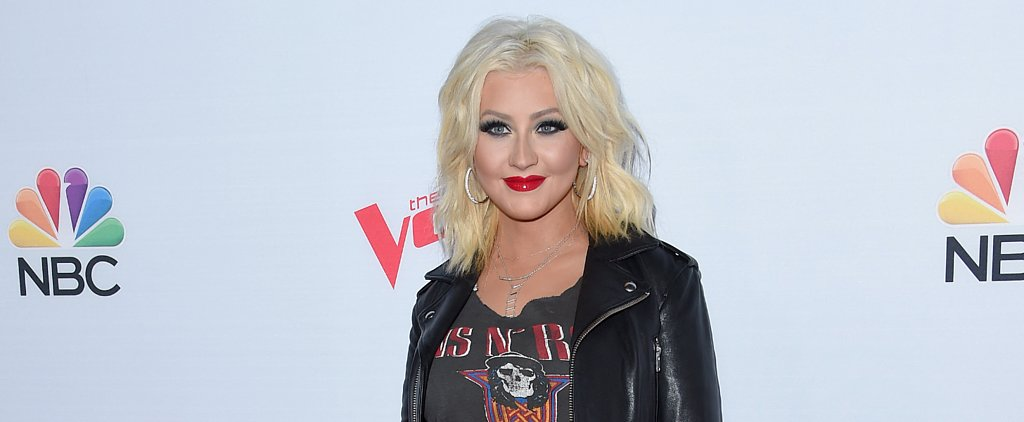 Christina Aguilera Shares an Adorable Video of Family Trip to the Zoo