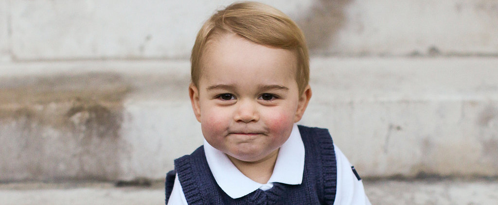 Here's the Sweet Way the Palace Celebrated Prince George's Birthday