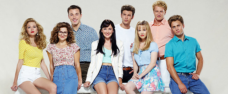 And Now, Pictures of Lifetime's Unauthorized Beverly Hills, 90210 and Melrose Place Movies