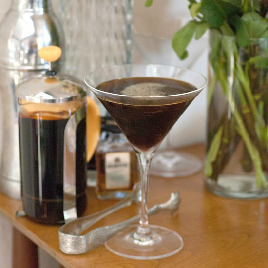 This Coffee Martini is Made For Sipping