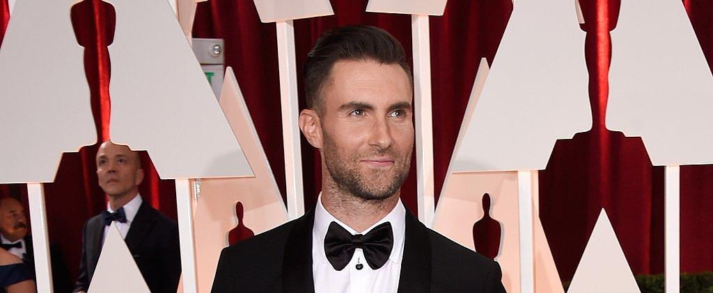 So . . . Adam Levine Just Shaved His Head
