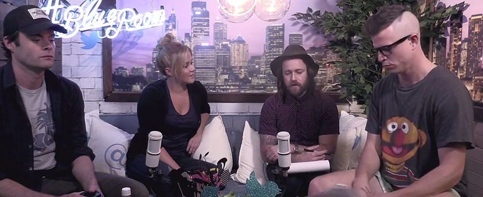 Watch the Bondi Hipsters Grill Amy Schumer and Bill Hader About the Illuminati