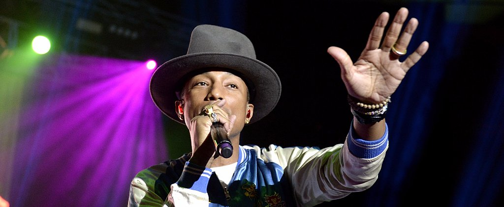 "Watch Pharrell Williams Dance Around the Globe in His ""Freedom"" Video"