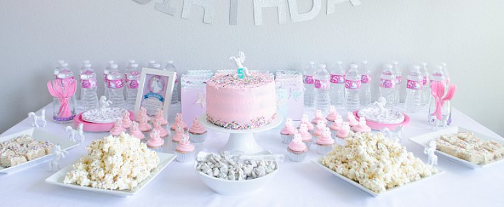 Unicorns DO Exist — but Only at This Birthday Party