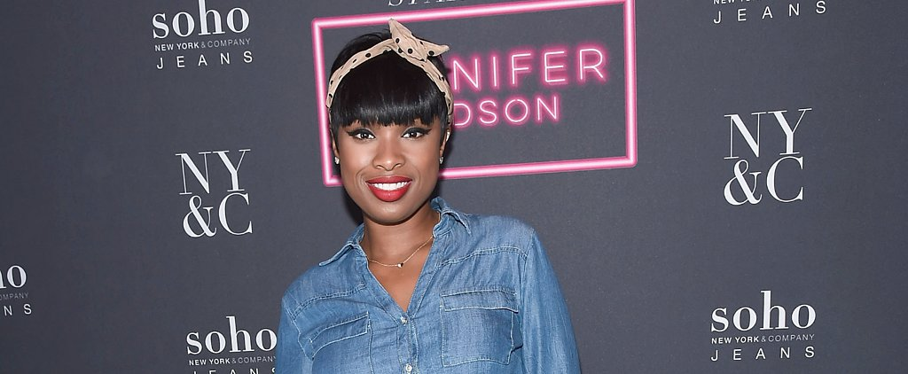 Jennifer Hudson Nails the Denim-on-Denim Trend