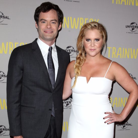 Proof That Amy Schumer and Bill Hader Are Totally in the Illuminati