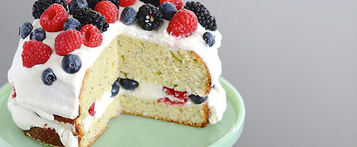 Between Mascarpone Frosting and Fresh Berries, This Cake Is a MUST