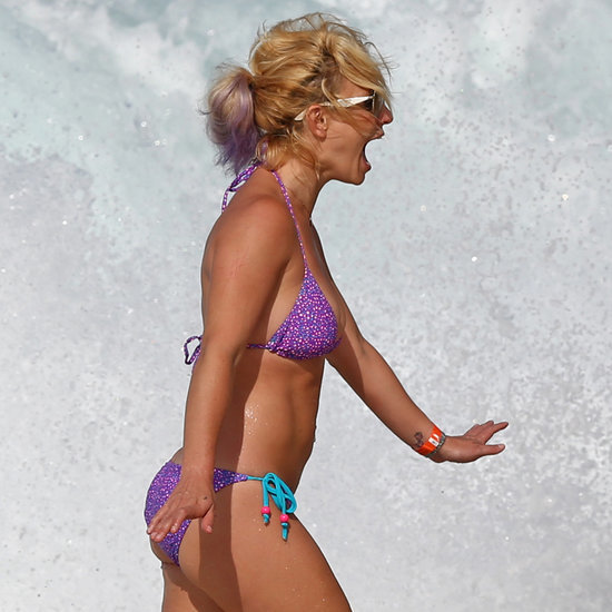Britney Spears Bikini Pictures in Hawaii 2015