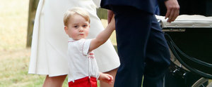 The Duchess of Cambridge Says Prince George Thinks He's Older!