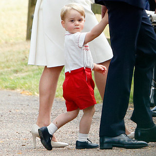 Kate Middleton on Prince George Thinking He's Older