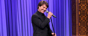 Tom Cruise Holds Absolutely Nothing Back in This Amazing Lip-Sync Battle