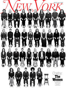 35 Of Bill Cosby's Victims Are Photographed And Interviewed For Incredible New York Cover Story