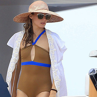 Olivia Palermo Swimsuit in