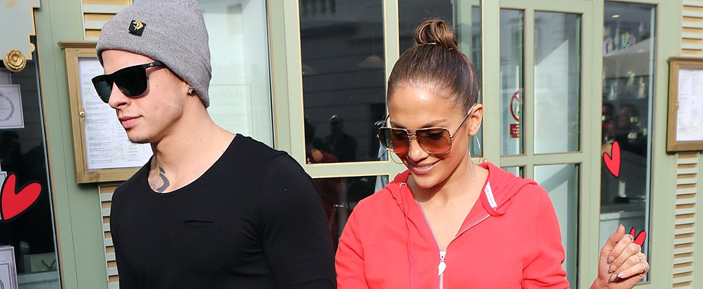 Revisit the Times When J Lo Made a Velour Track Suit Look Sexy