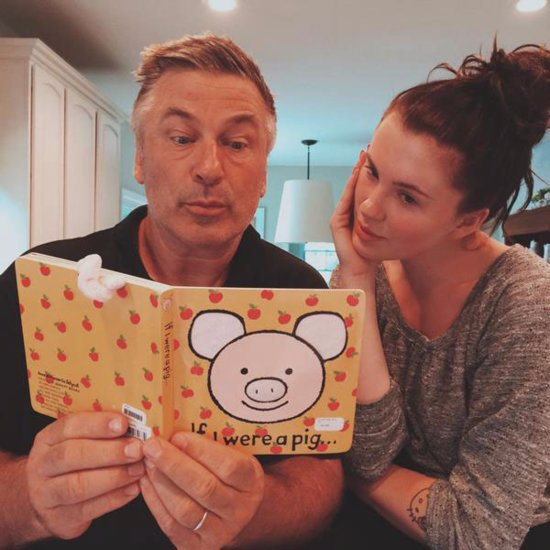 It's Finally OK to Joke About Alec Baldwin's Infamous Little Pig Voicemail
