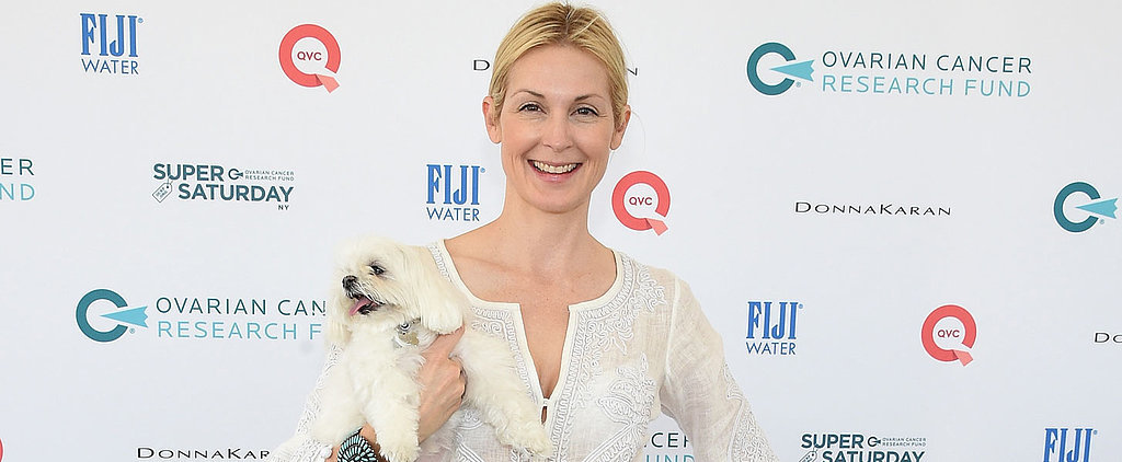 Kelly Rutherford's 2 Kids Have the Most Adorable Red Carpet Poses