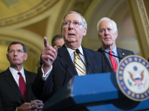 Senate GOP Fast-Tracks Bill To Defund Planned Parenthood