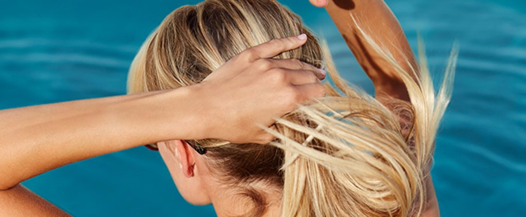 Protect Your Hair Against Summer Damage With This Easy DIY