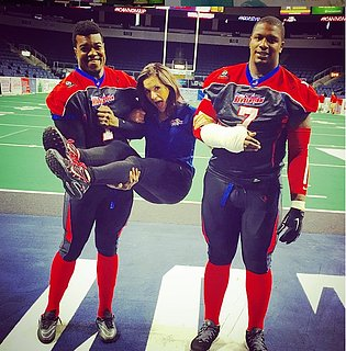 Jen Welter First Female Football Coach | Arizona Cardinals