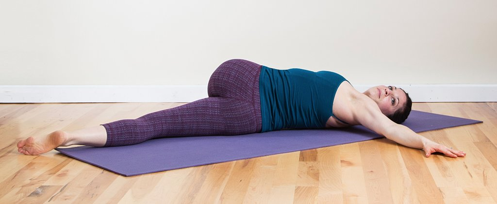 Skip the Ibuprofen and Do These Yoga Poses For Menstrual Cramp Relief