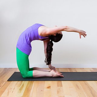 Skip the Ibuprofen and Do These Yoga Poses To Ease Period Pain